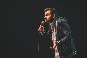 Foto de Guilherme Duarte no Tivoli